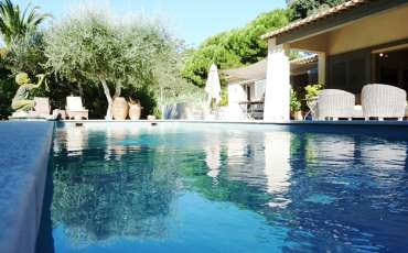 Luxury Saint Tropez Villa Cara beautiful pool