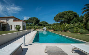 Villa Saint Tropez Luxury Charlene-02 pool1