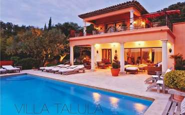 For rent Villa Talula night