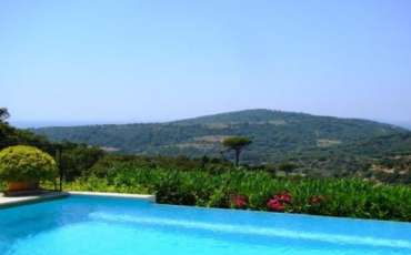 For rent Villa Talula pool view