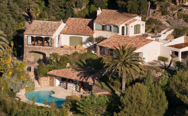 Luxury Saint Tropez Villa Bella