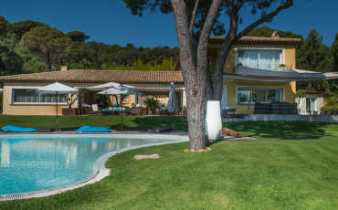 Saint Tropez Luxury Villa Emma