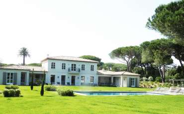 Luxury Saint Tropez Villa Juliana