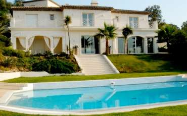 Saint Tropez Luxury Villa Aima, outside front