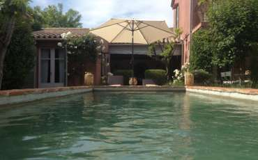 Saint Tropez Villas Villa Noah swimmingpool