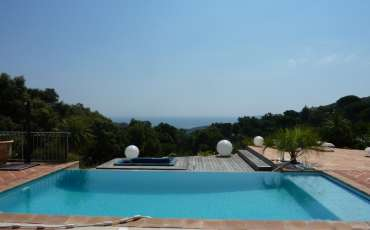 SaintTropezVillas Villa Riche pool