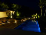 Luxury Villa Rental_Villa Azur_ by night2